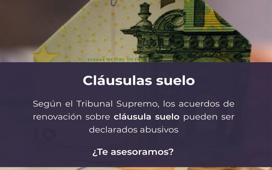 Actualidad sobre los acuerdos de novación en Cláusulas Suelo